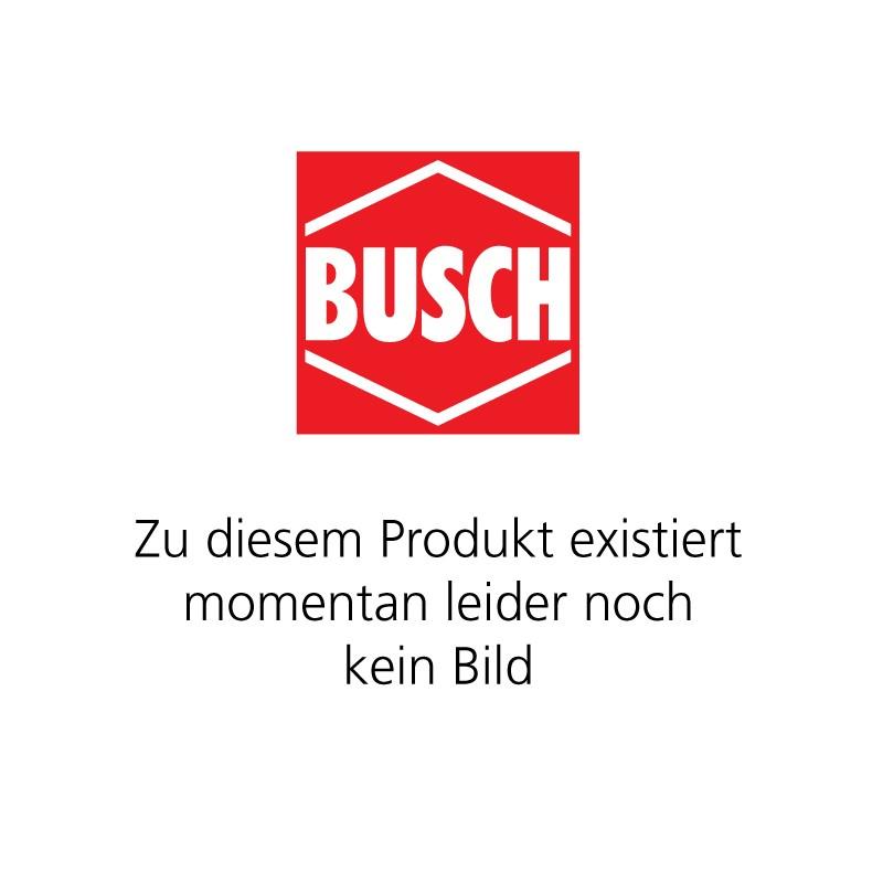 BUSCH 95024 <br/>HW 80 SHA grau,rotes Fahrgest