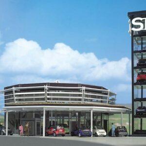 BUSCH 1000 Smart Verkaufsgebäude