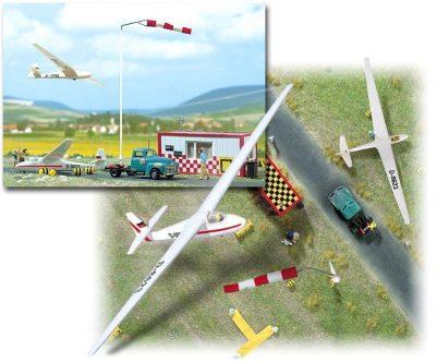 BUSCH 1050 <br/>Segelflugplatz