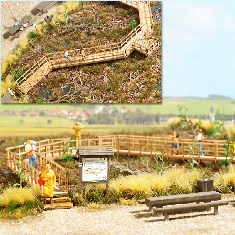 BUSCH 1068 <br/>Naturlehrpfad »Hochmoor«