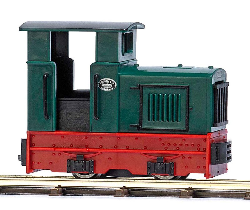 BUSCH 12113 <br/>Diesel-Lokomotive »Gmeinder 15/18« 1