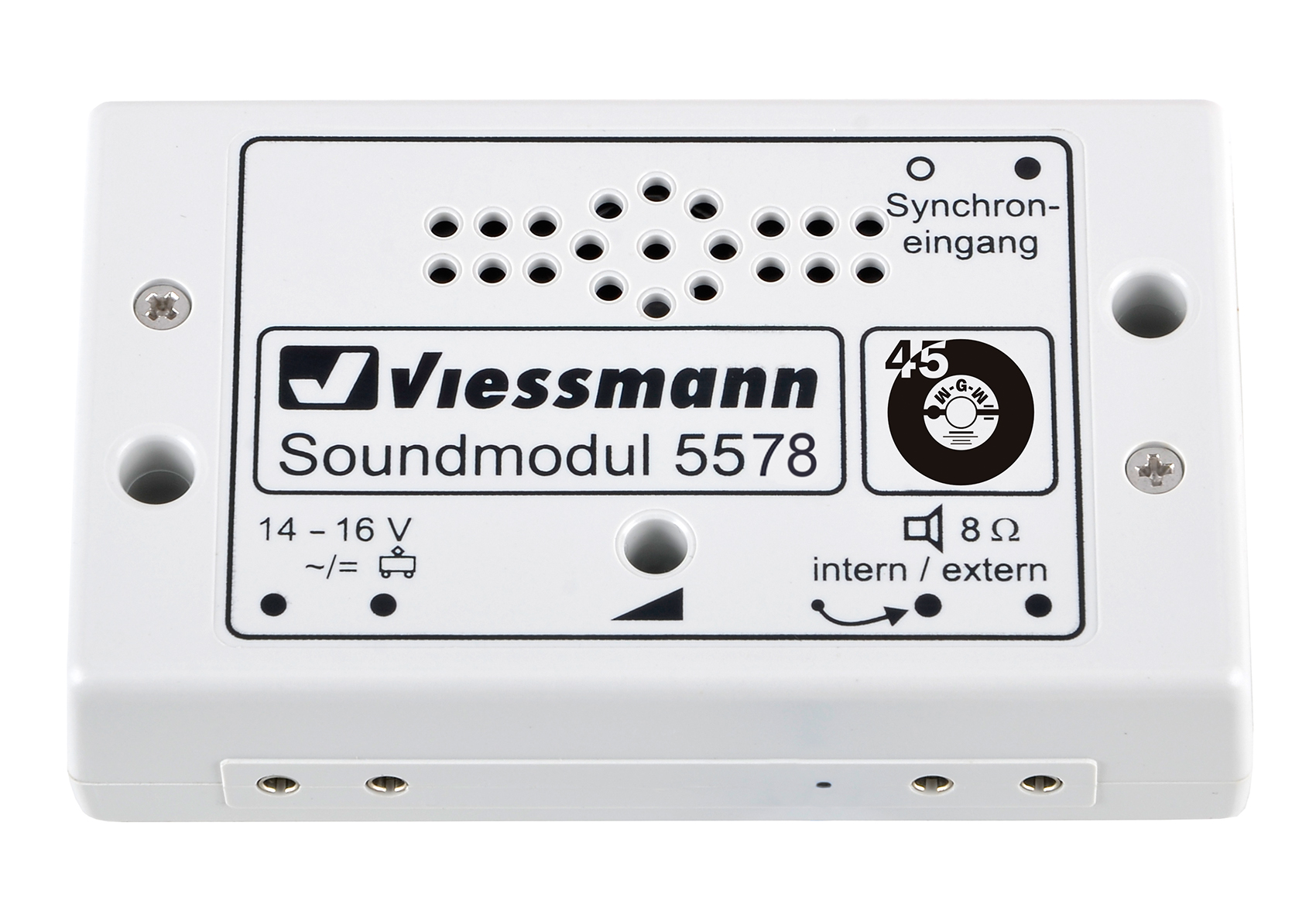 Viessmann 5578 <br/>Soundmodul Jukebox