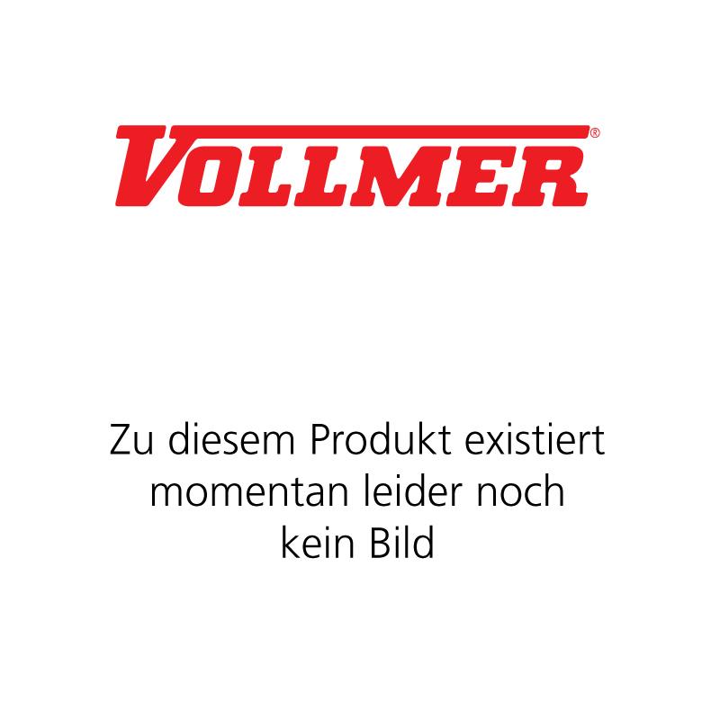 Vollmer 48257 <br/>Straßenplatte Kopfsteinpflaster, 45°-Kurve, gegenläufig, Radius 15 cm