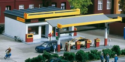 Auhagen 11340 <br/>Tankstelle