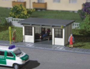 Auhagen 13330 <br/>Buswartehäuschen