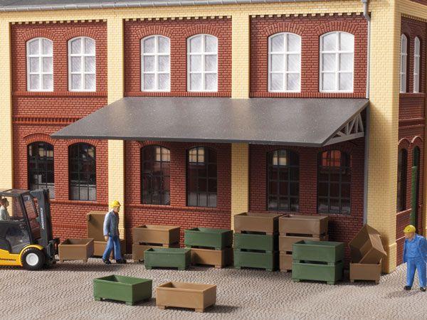 Auhagen 41632 <br/>Transportkisten
