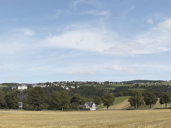 Auhagen 42513 <br/>Hintergrund Erzgebirge 1