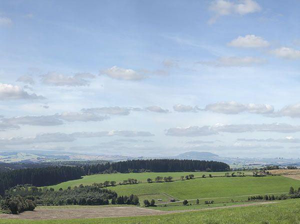 Auhagen 42515 <br/>Hintergrund Erzgebirge 3