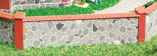 Auhagen 42651 <br/>Natursteinmauer