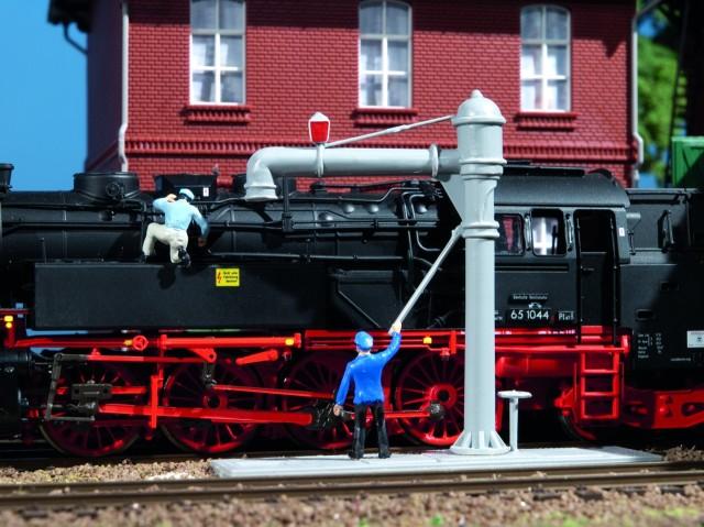 Auhagen 44633 <br/>Wasserkran