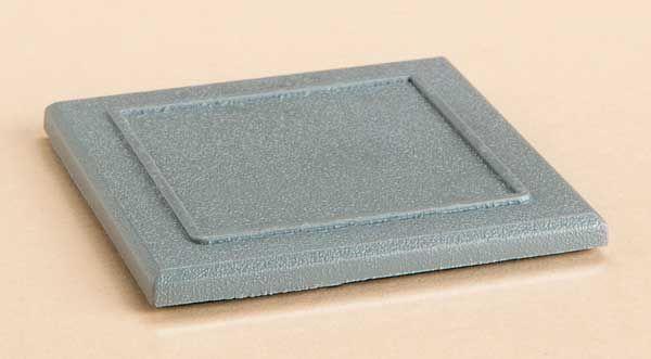 Auhagen 48109 <br/>Bodenplatten für Stahltragselemente