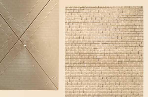 Auhagen 48578 <br/>Steinmauerplatten