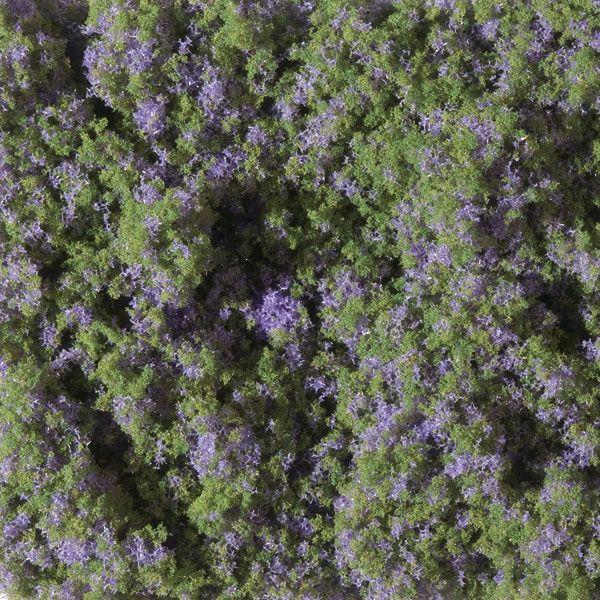 Auhagen 76931 <br/>Blumenmatte violett  1
