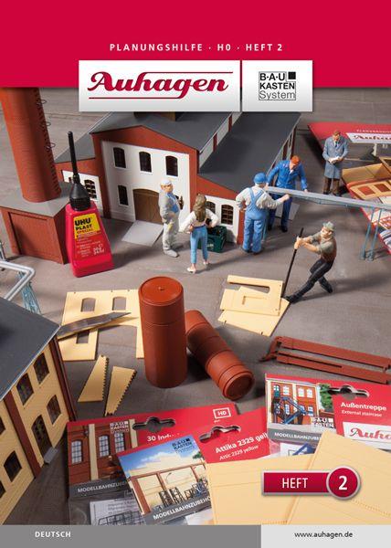Auhagen 80002 <br/>Planungshilfe - Heft 2