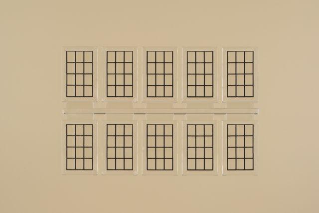 Auhagen 80220 <br/>Industriefenster Q