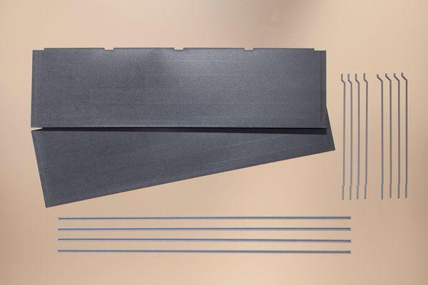 Auhagen 80304 <br/>Schleppdächer 1