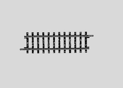 Märklin 2201 <br/>Gleis, gerade, 90 mm