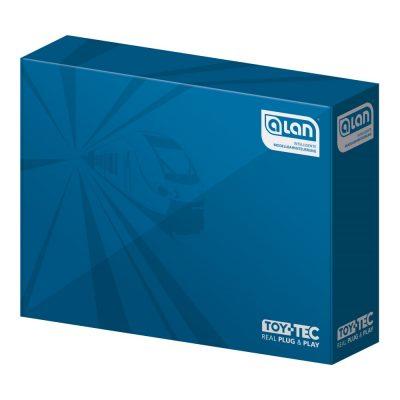 ALAN Bundle Start 201 & 2x DZ <br/>TOY-TEC 40202